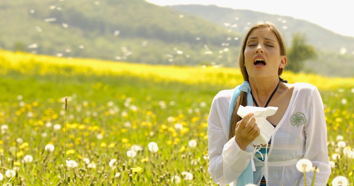 Hogyan csökkenthető megfelelő táplálkozással a szénanátha?