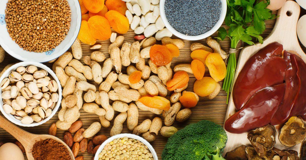 A 10 vasban leggazdagabb élelmiszer