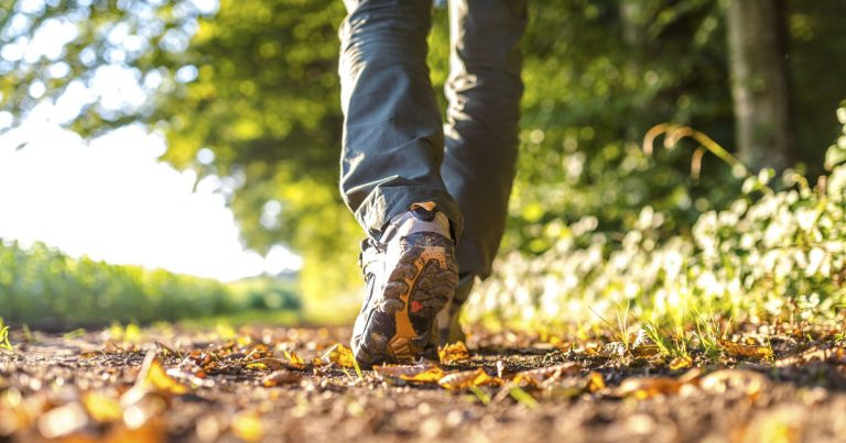 Egy kis séta – a legjobb gyógyszer