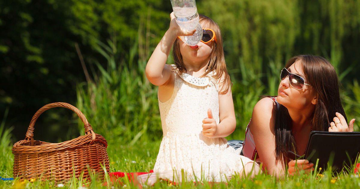 A dietetikus tanácsai: nyári hidratáció