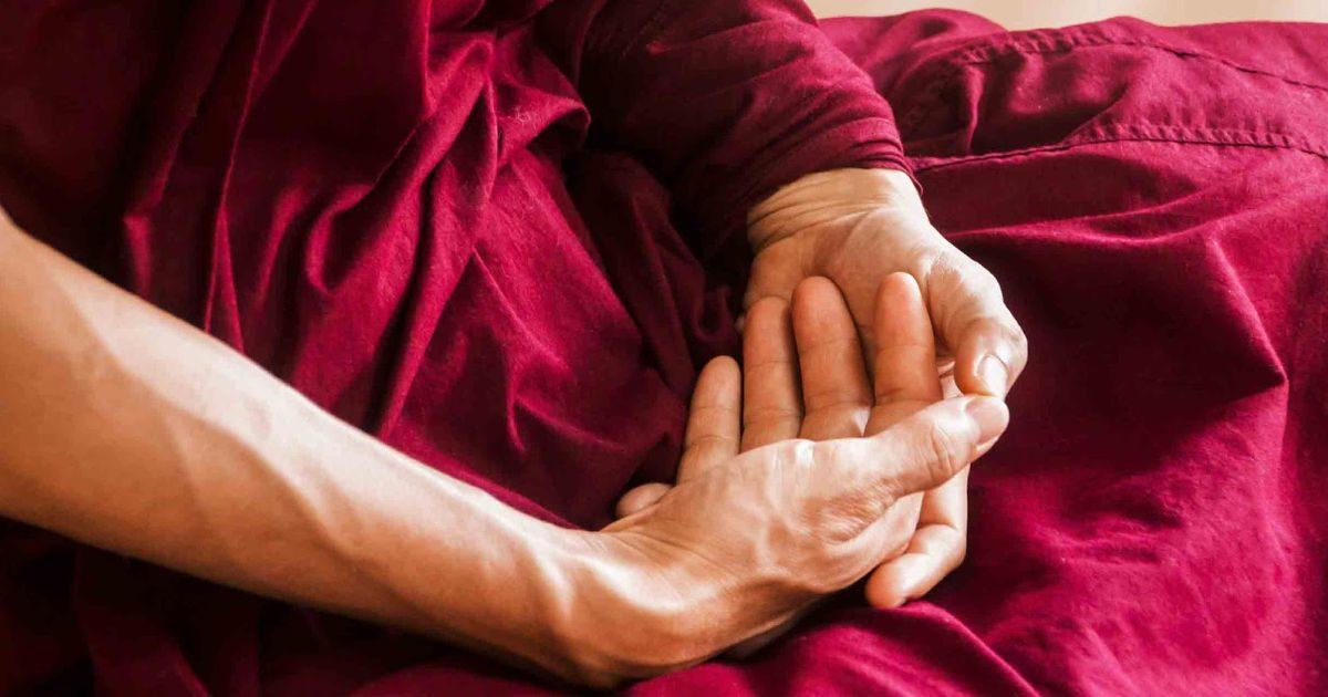 Mudrák: meditáció, belső harmónia