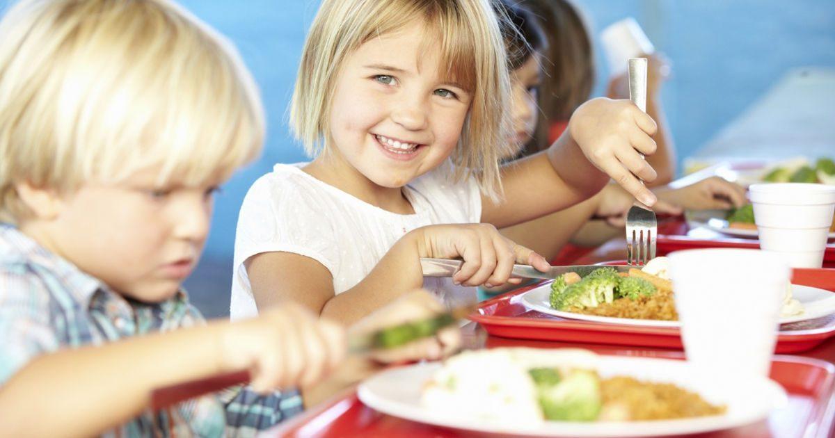 Iskolakezdés és a táplálkozás