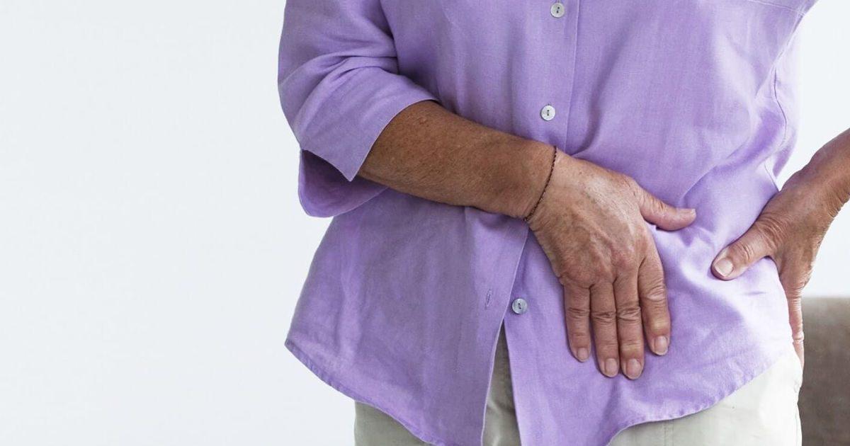 Csípőfájdalom – mi lehet az oka?