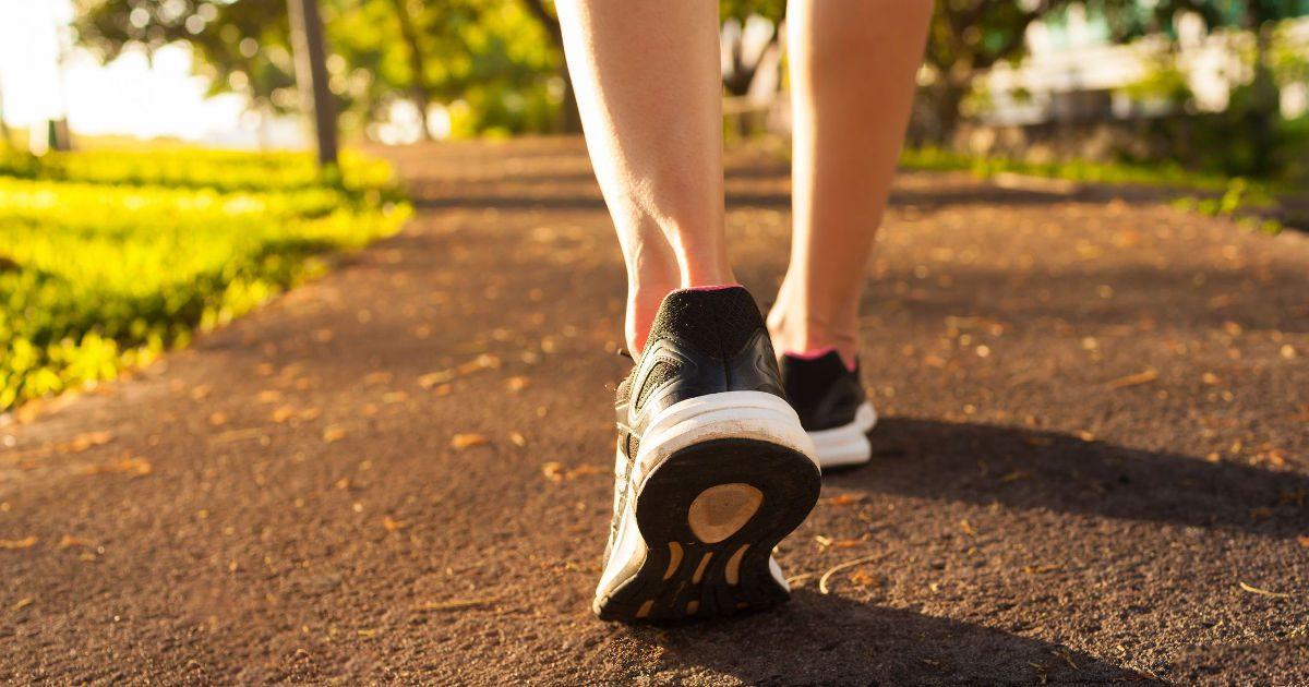 Breathwalking: légzés és gyaloglás