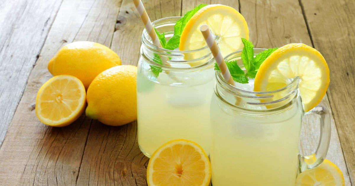 Vírusölő oregánós limonádé