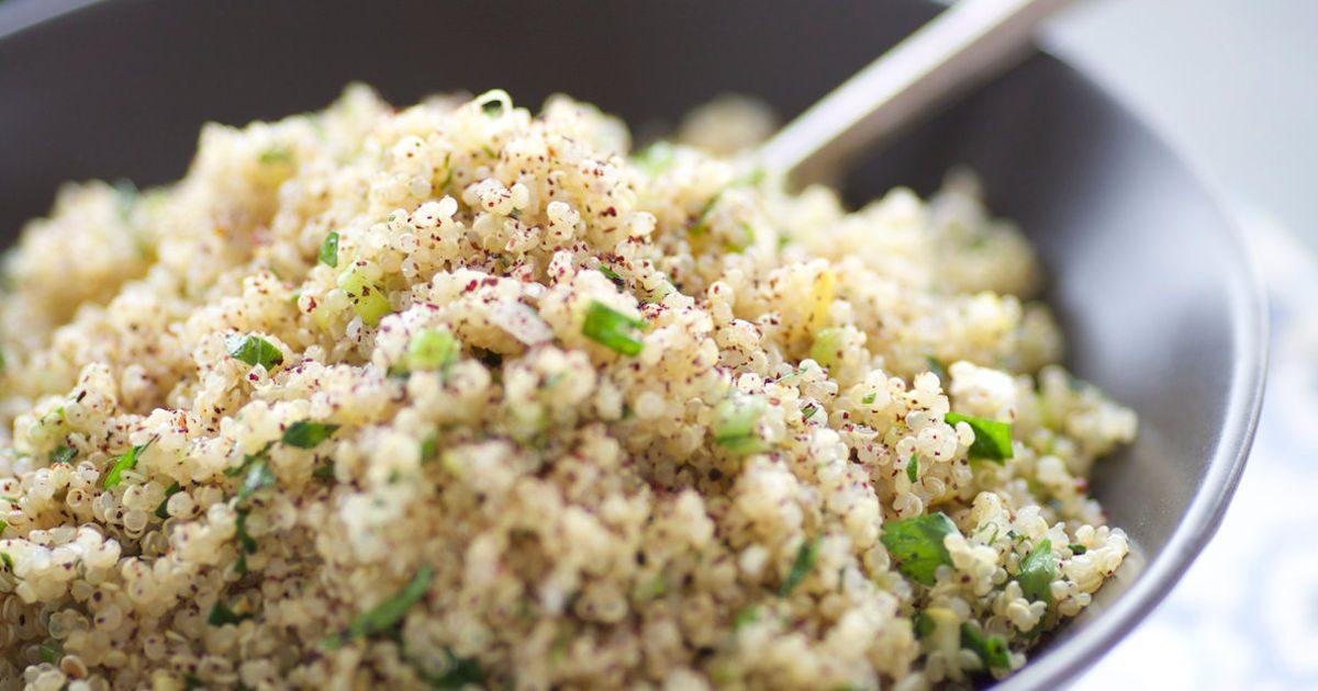 Újítsuk meg az egészséges étkezést quinoával