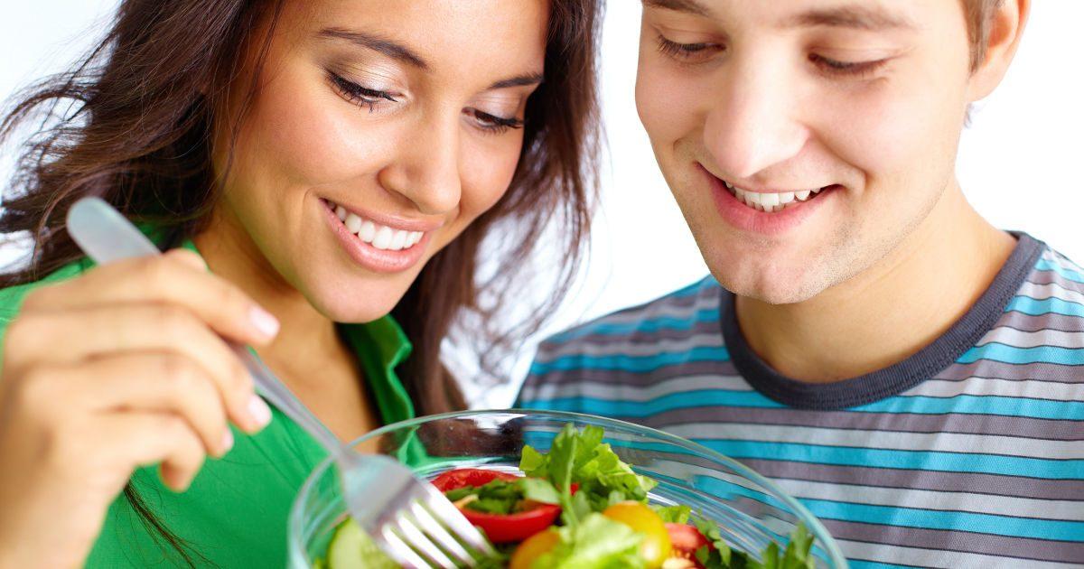 Hogyan együnk több gyümölcsöt, zöldséget?