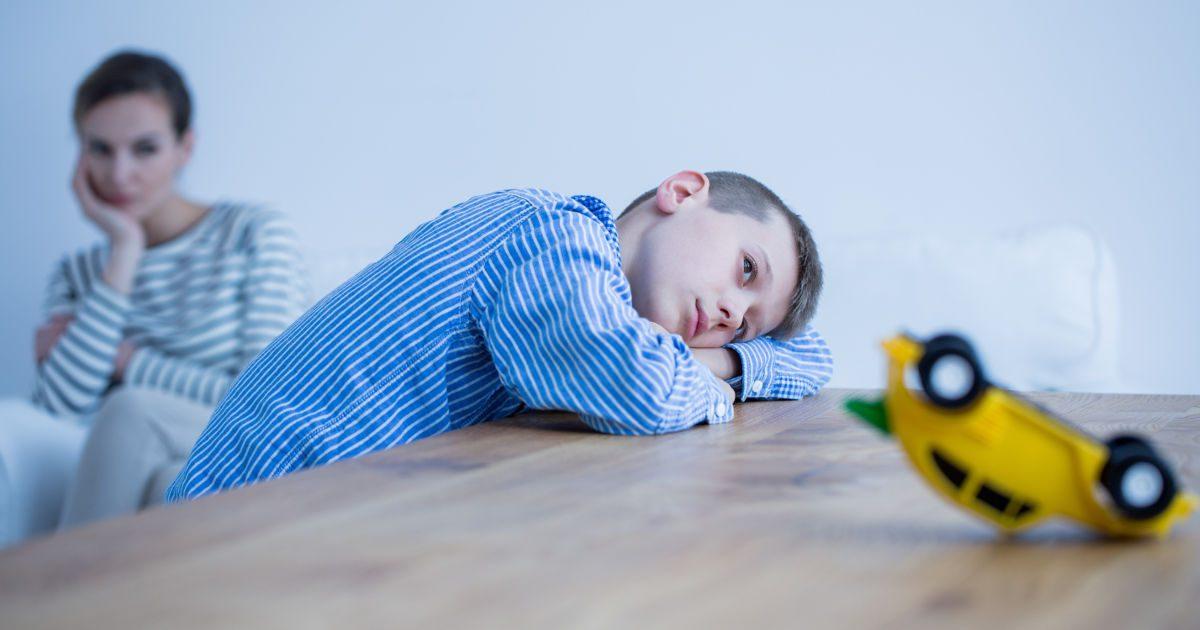 Szülők, figyeljetek! Íme az autizmus korai jelei
