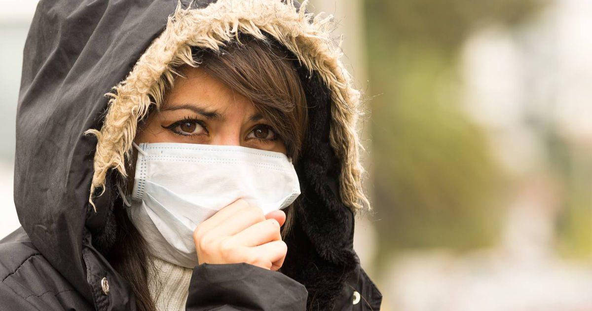 CYTOSAN-os maszkot a vírusok ellen!